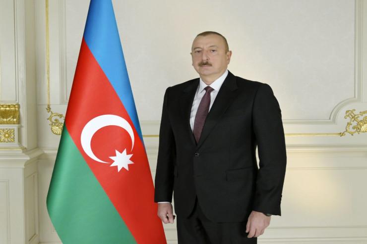 Prezidenti İlham Əliyev