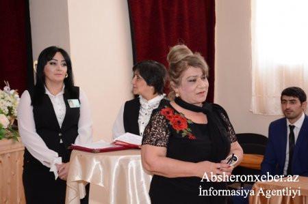 ovxanı kənd 1 nömrəli məktəbinin direktoru Taliyə Mirzəyeva