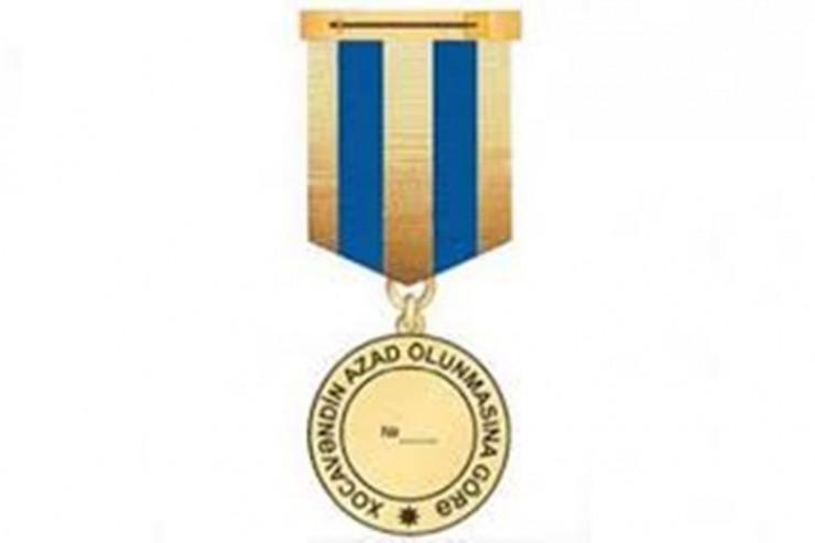 """<p><strong>Bu hərbçilər &ldquo;Xocavəndin azad olunmasına görə&rdquo; medalı ilə təltif edildi-<span style=""""color:#ff0000"""">SƏRƏNCAM</span></strong></p>"""