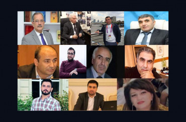 Koronavirusdan ölən Azərbaycan jurnalistləri - SİYAHI