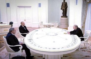 Putin, Əliyev və Paşinyan arasındakı görüşün vaxtı  AÇIQLANDI