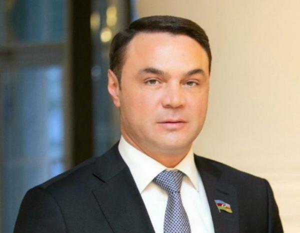 Deputat Eldəniz Səlimov